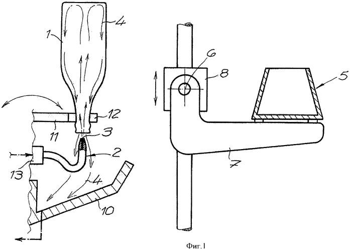 Способ и устройство для обработки сосудов
