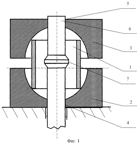 Способ изготовления полых сферических изделий с одним или двумя осесимметричными отводами
