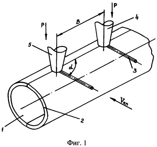 Способ изготовления криволинейных труб из штампованных полупатрубков