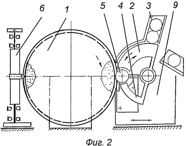 Способ абразивной обработки поверхностей вращения и устройство для его реализации