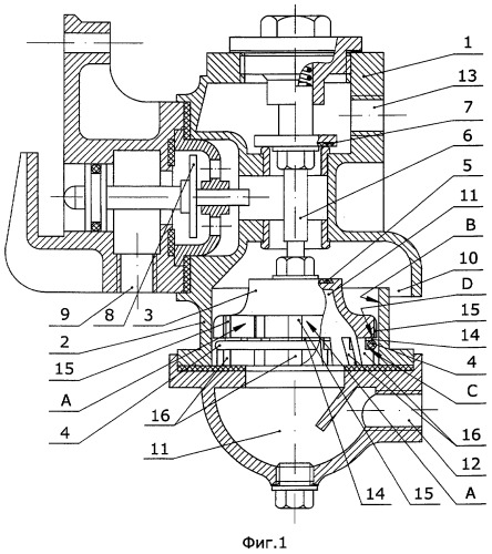 Устройство для управления пневмоцилиндрами разгрузки думпкара (воздухозамедлитель)