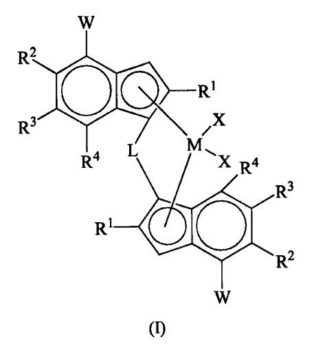 Металлоценовые соединения
