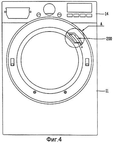 Сушильная машина для одежды, содержащая узел для подачи душистого вещества