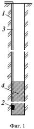 Способ заряжания глубоких сухих скважин эмульсионным взрывчатым веществом, сенсибилизированным методом газогенерации