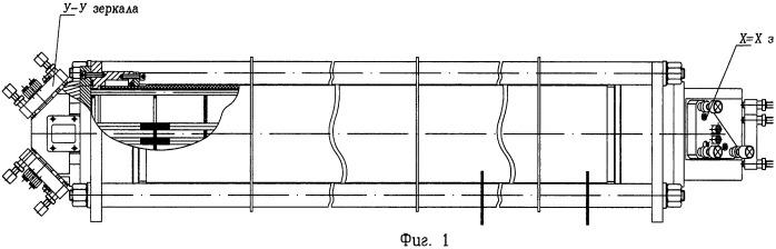 Электроразрядный многоканальный лазер с диффузионным охлаждением газовой смеси