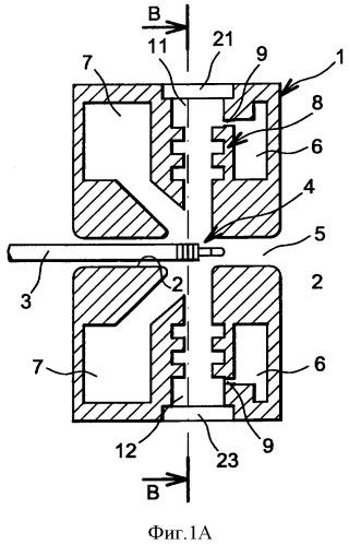 Лазерная дезактивация поверхности профилированных деталей