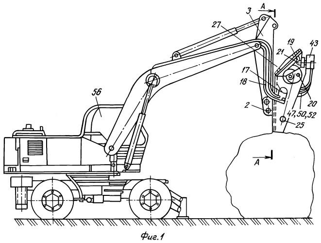 Способ создания адаптированного удара при заглублении инструмента в породу и ударный механизм двс с форсируемой энергией и мощностью