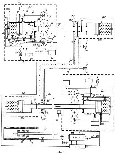 Линейный электрогидродинамический двигатель внутреннего сгорания кущенко в.а.