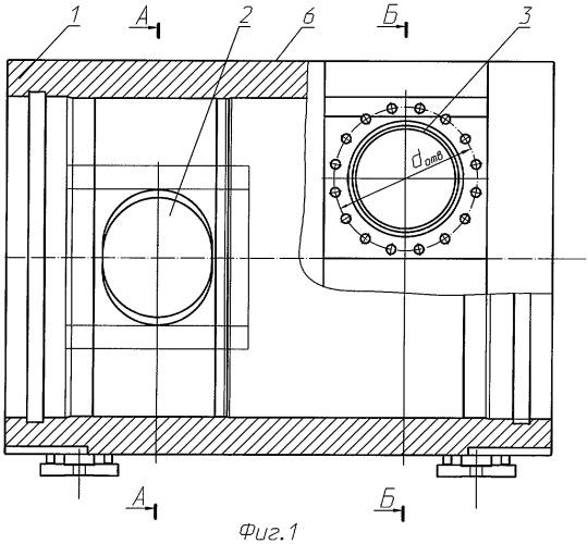 Корпус центробежного компрессора и способ его изготовления