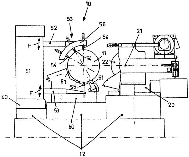 Независимое измерительное устройство для шлифовальных станков