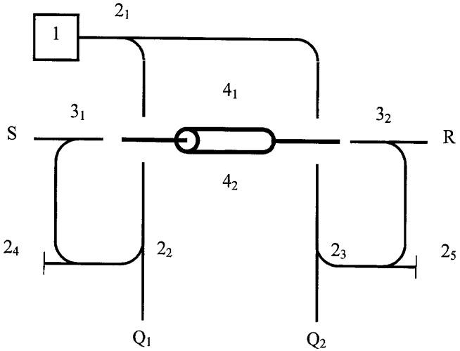 Оптический rs-нанотриггер