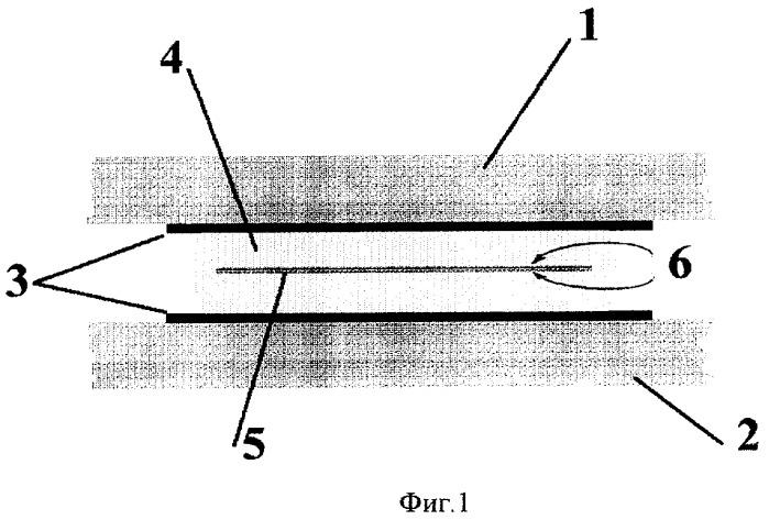 Индиевые микроконтакты для гибридной микросхемы