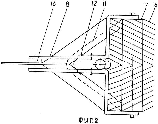 Комбинированное орудие для обработки почвы с внесением удобрений