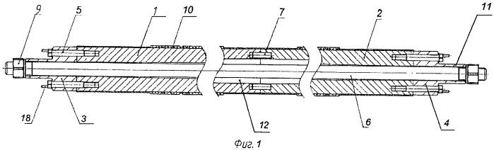 Способ изготовления балки пола планера самолета сетчатой структуры из полимерных композиционных материалов