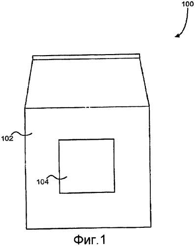 Микролинзовые окна и кодированные изображения для упаковки и печати и способы их изготовления