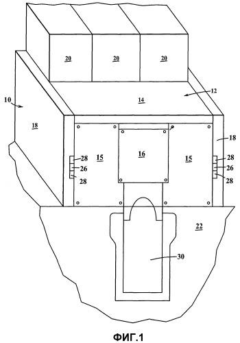 Форма для секционной машины