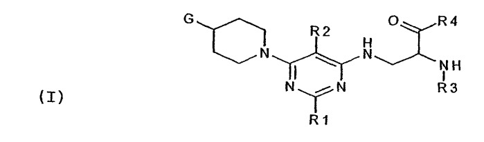 Новые производные антагонисты рецептора витронектина, способ их получения, их применение в качестве лекарственного средства и фармацевтические композиции, их содержащие