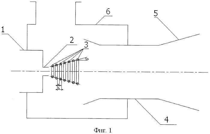 Эжектор, устройство и способ подготовки к переработке газообразной смеси легких углеводородов