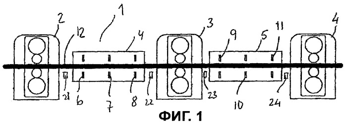 Способ термообработки удлиненных стальных изделий