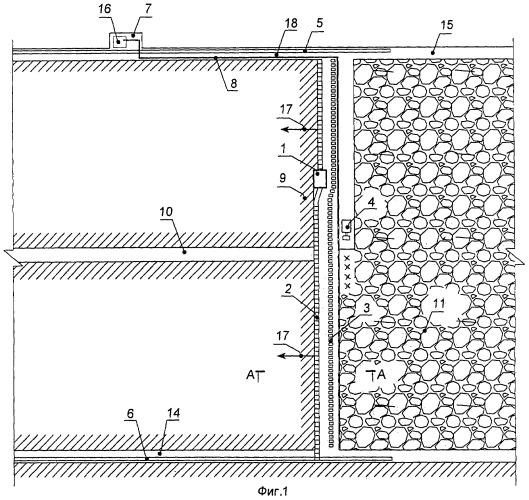 Способ отработки калийных пластов