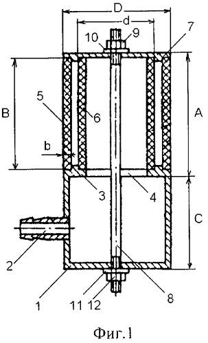 Аэродинамический глушитель шума кочетова