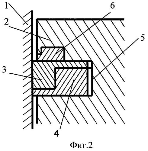 Поршневое уплотнение для двигателя внутреннего сгорания