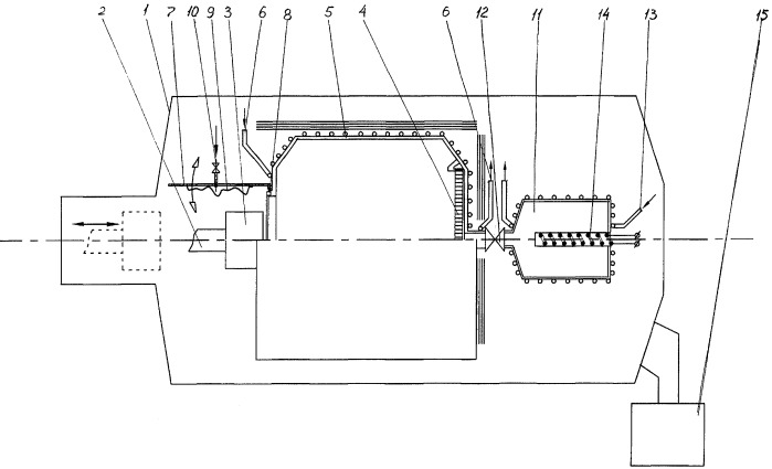 Стенд для испытания электроракетного двигателя на йоде и способ испытания на стенде электроракетного двигателя, работающего на рабочем теле йоде