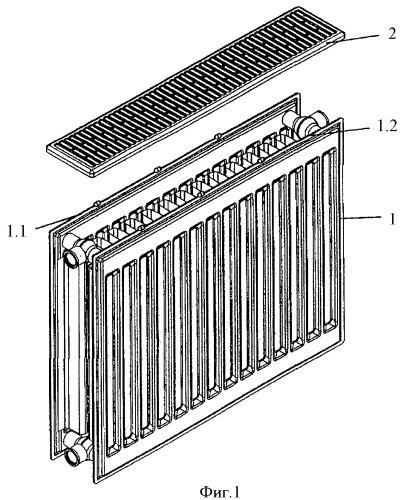 Способ изготовления радиатора с крышкой радиатора