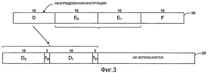 Предварительное декодирование инструкций переменной длины
