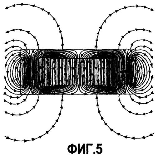 Постоянный магнит, имеющий улучшенные характеристики поля, и устройство, использующее его