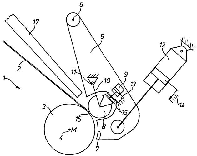 Намоточное устройство для намотки полос