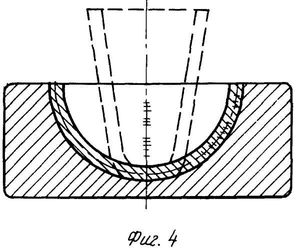 Способ изготовления поковки днища (крышки) реактора из слитка