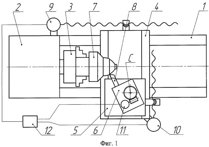 Способ обработки фасонных поверхностей точением