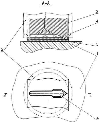 Способ электрохимического формообразования режущих кромок медицинских инструментов