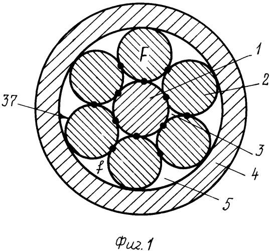 Биметаллическая электродная проволока, способ изготовления биметаллической электродной проволоки и устройство для изготовления биметаллической электродной проволоки