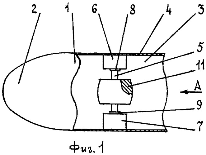 Быстроходный подводный аппарат