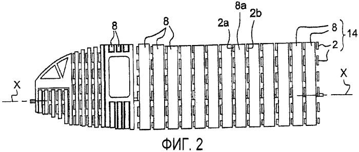 Способ изготовления фюзеляжа летательного аппарата из композитного материала