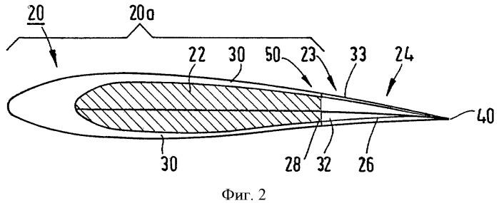 Лопасть воздушного винта для винтокрылого летательного аппарата