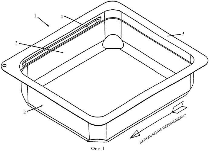Способ изготовления упаковки с дополнительно сформованным соединением с геометрическим замыканием и упаковочная машина для ее изготовления