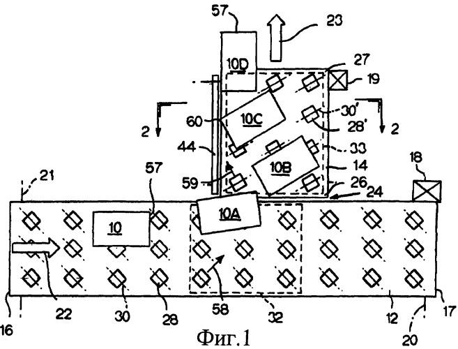 Сортировочный ленточный конвейер