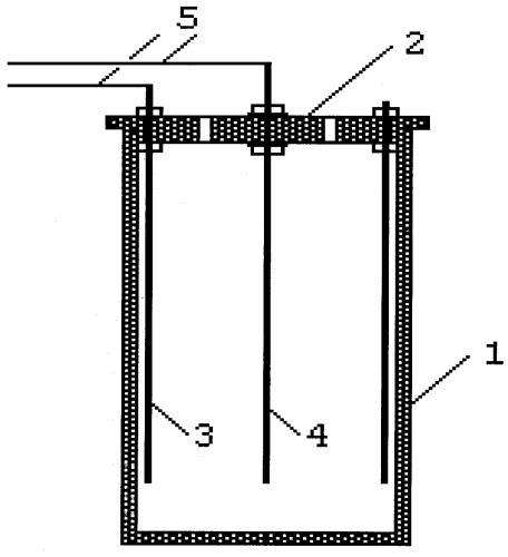 Электрохимический способ получения оксида алюминия