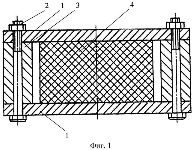Способ получения эластомерных металлсодержащих композиционных материалов