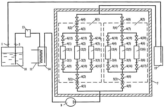 Способ и устройство для производства молибдена-99