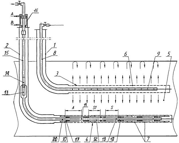 Способ разработки месторождения тяжелой нефти или битума с регулированием отбора продукции скважины