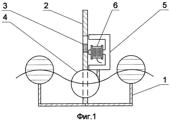 Электрогенератор гидроволновой стержневой сердечниковый