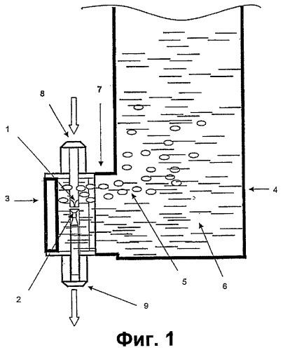 Струйный насос для систем охлаждения или нагрева