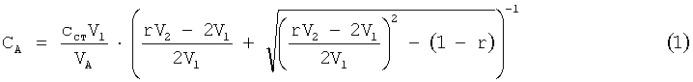 Способ потенциометрического определения вещества