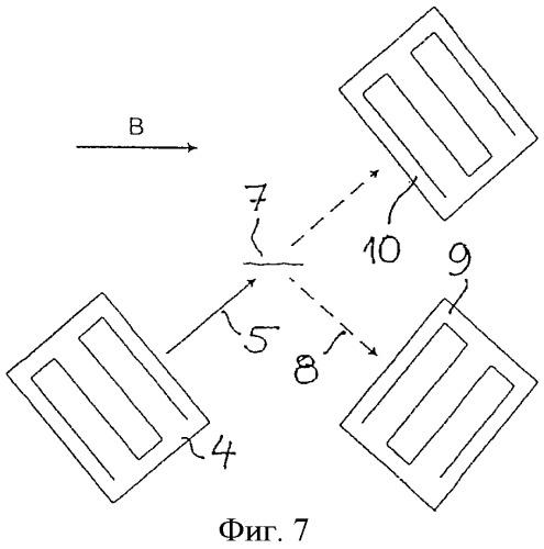 Устройство для неразрушающего контроля стенок ферромагнитных конструктивных элементов