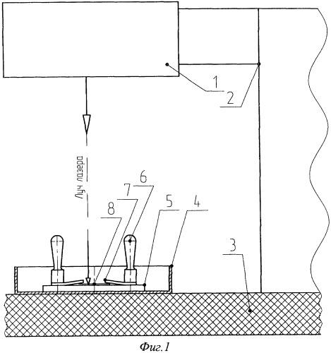 Способ изготовления плоских пьезокерамических изделий и устройство для его осуществления