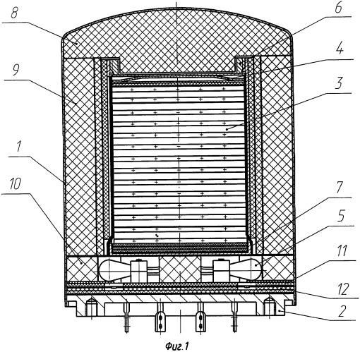 Тепловой источник тока